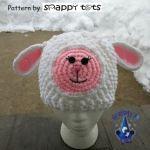 Pattern: Petunia Lambikins Hat