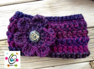 Free Pattern: Adjustable Headband