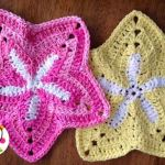 Ready to crochet with cotton yarn