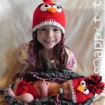 Free Pattern: Baby Bird Set