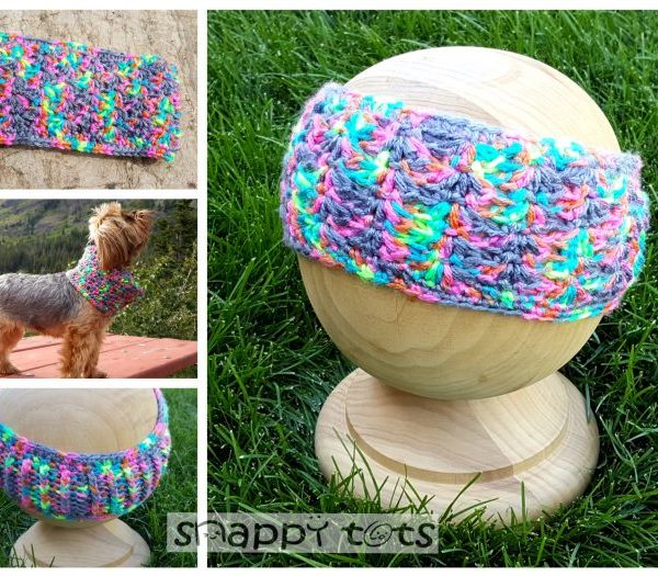 Free Pattern: By the Lake Headband