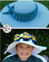 Unique Hatband & Headband