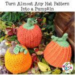 Pattern: Pumpkin Time Beanies