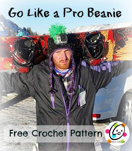 Pattern: Go Like a Pro Beanie