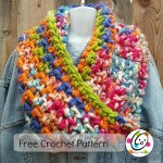 Free Pattern: The Any Infinity Scarf and Cowl