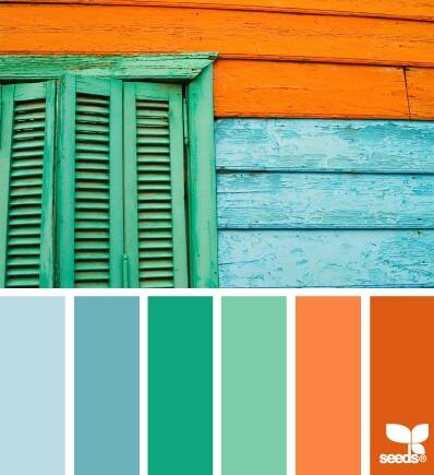 Color: Bring on the Green