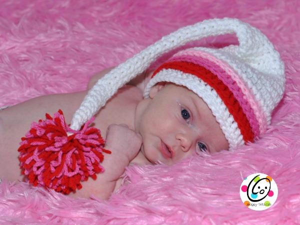 jazlyn hat, free crochet pattern