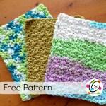Free Pattern: Nubby Dishcloth