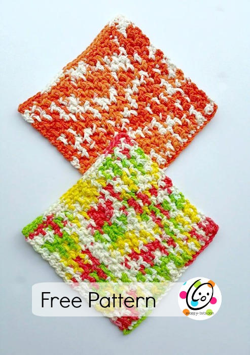 sturdy and purdy free crochet pattern by snappy tots