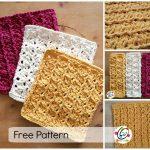 Free Pattern: Scrubbing Dishcloth