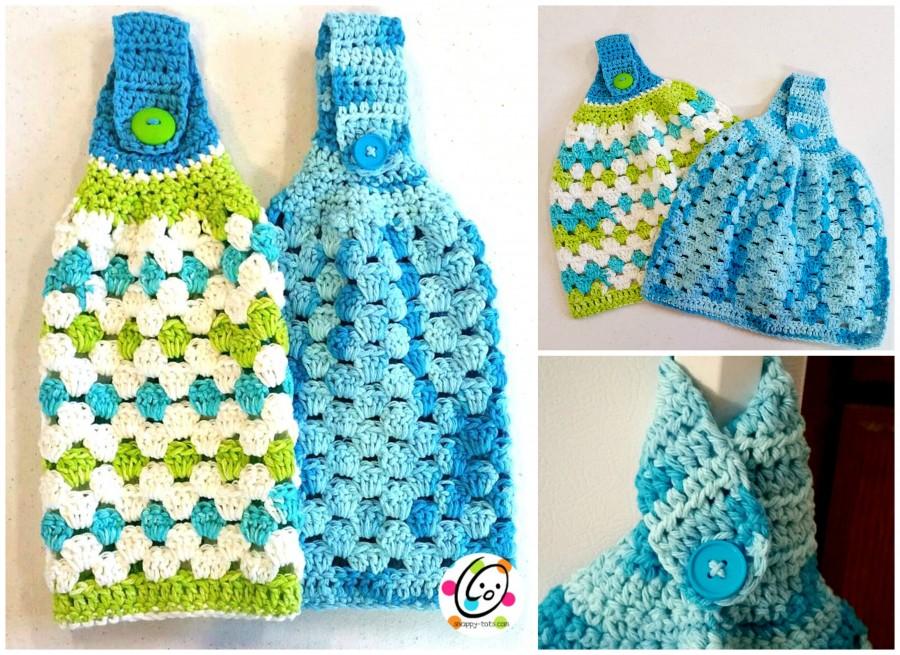 Hand Crochet Towel Top Pattern Picsbud