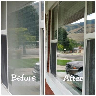 DIY: Miracle window cleaner