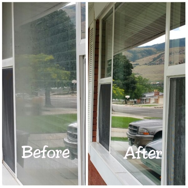 DIY: Miracle window cleaner