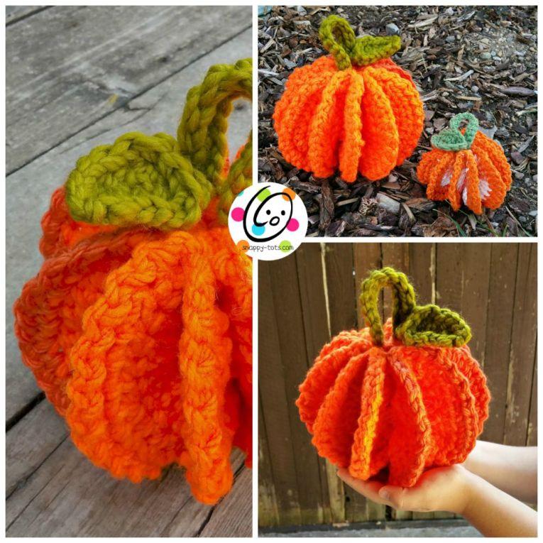 pumpkin big and small