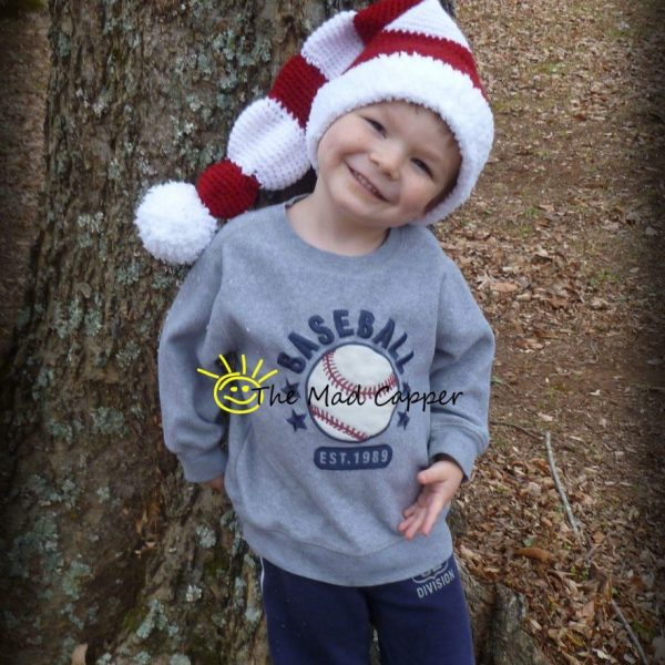Free Pattern: Whimsical Santa Hat