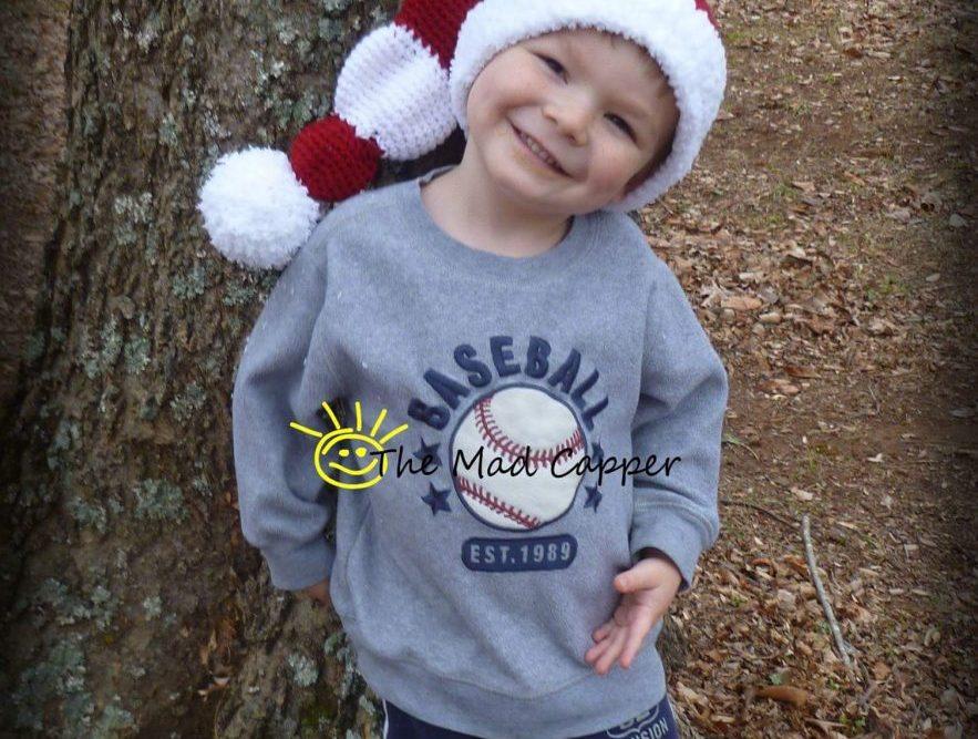 Freebie: Whimsical Santa Hat
