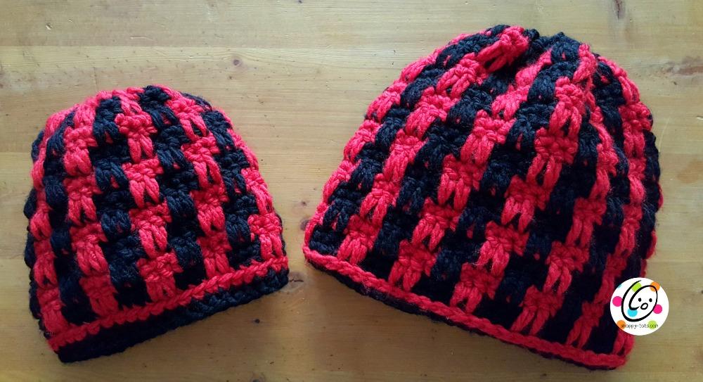 flannel mimic hats