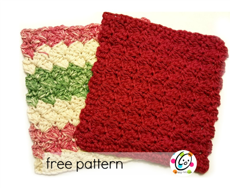 scalloped cloths pattern
