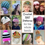 Top Picks: Hat Patterns for the Whole Family