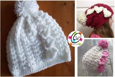 Crochet: love this beanie and cowl
