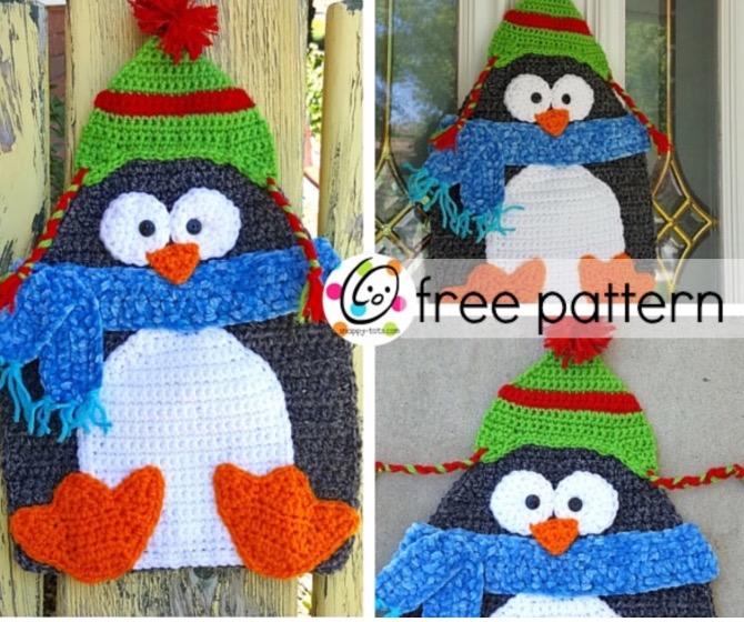 icicle ike free crochet pattern