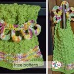 Freebie: Flower Power Cloth