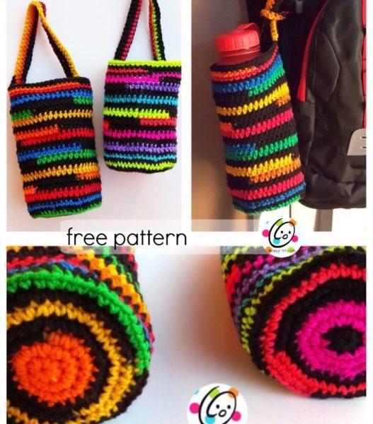 Free Pattern: Super Stripes Baggies