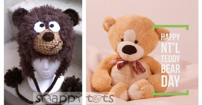 national teddy bear day