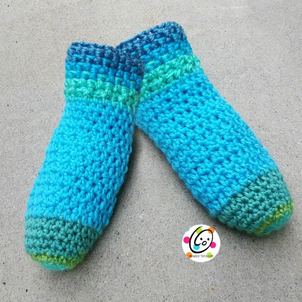 Free Pattern Best Gift Slippers