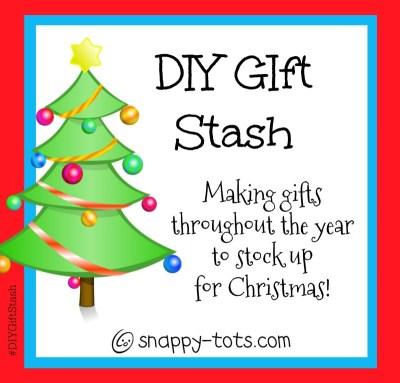 DIY Gift Stash