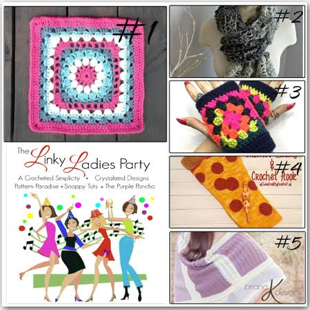 Linky Ladie's Community Link Party #94