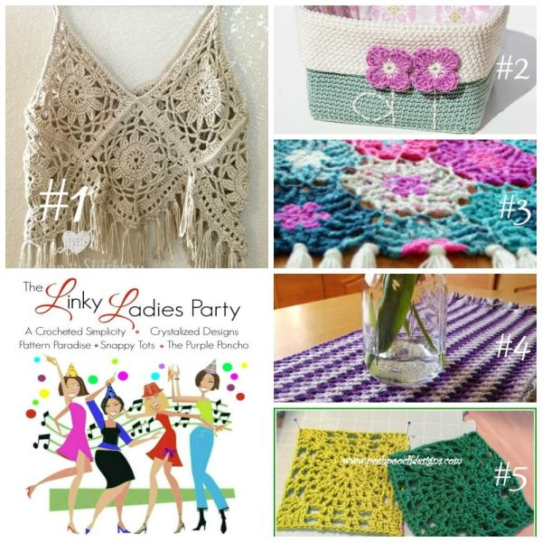 Linky Ladies Community Link Party #105