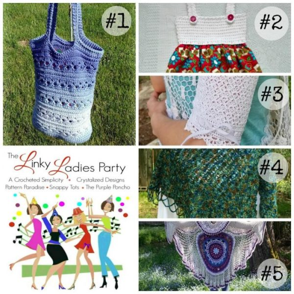 Linky Ladies Community Link Party #108