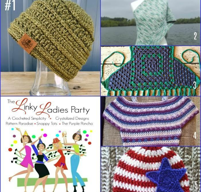 Linky Ladies Community Link Party #110