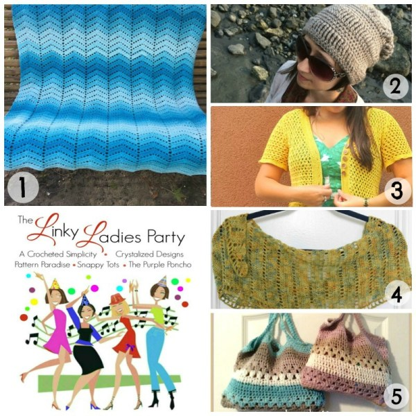 Linky Ladies Community Link Party #116