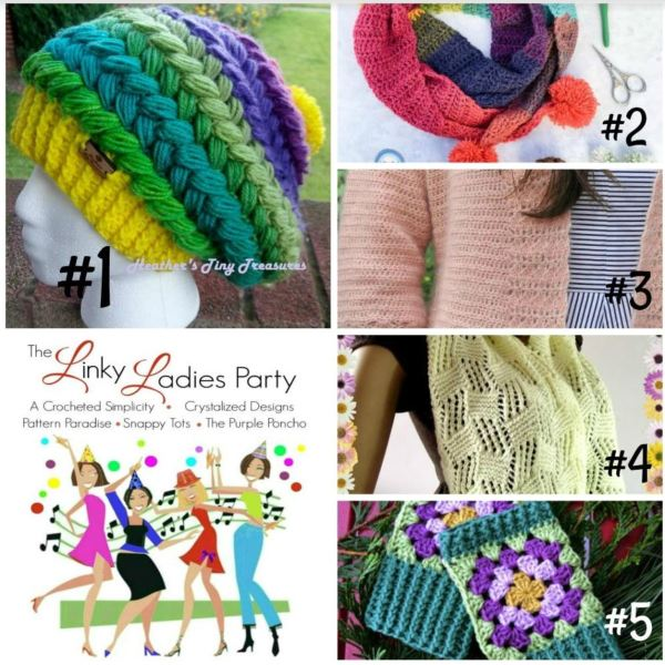 Linky Ladies Community Link Party #120