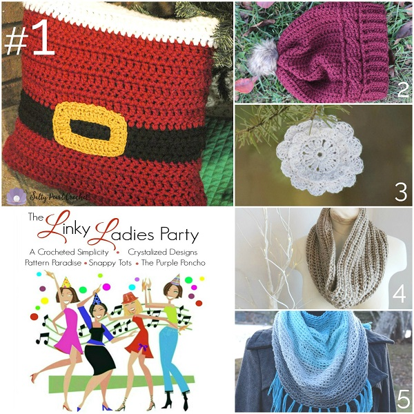 Linky Ladies Community Link Party #121