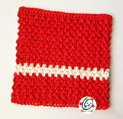 Free Pattern: Grill Master Washcloth