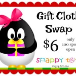 Special cloth swap event