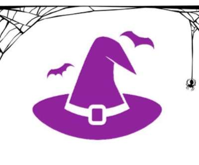 Funky Witch and Wizard Hats
