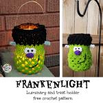 Free Pattern: Frankenlight