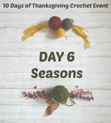 Thankful for Seasons