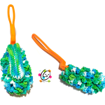 Weekly Wash #9: Scrubby Duster