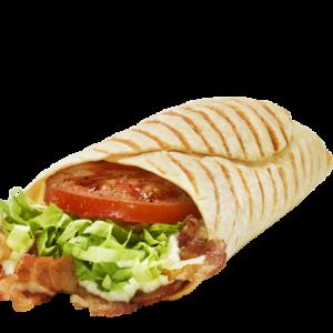 B.L.T. Grilled Wrap