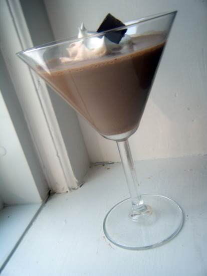Chocolate Caramel Martini Recipe | SnappyGourmet.com