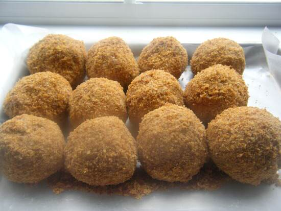 Crispy Fried Ice Cream Recipe   SnappyGourmet.com