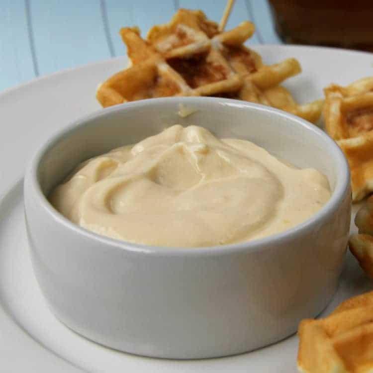 Maple Dijon Dip Recipe