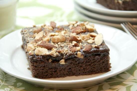 Tex-Mex Sheet Cake (an easy Texas Sheet Cake Recipe) | SnappyGourmet.com
