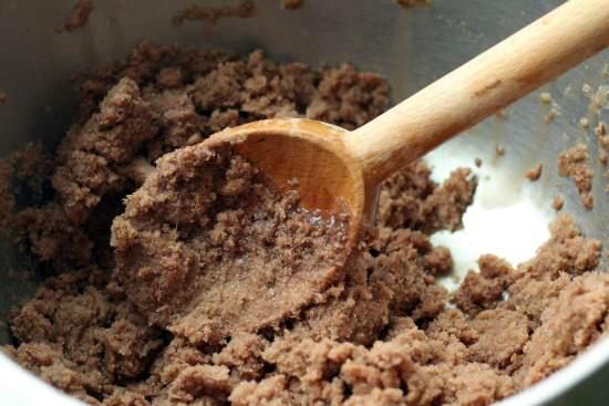 Chocolate Peanut Butter Snow Ice Cream Recipe | SnappyGourmet.com