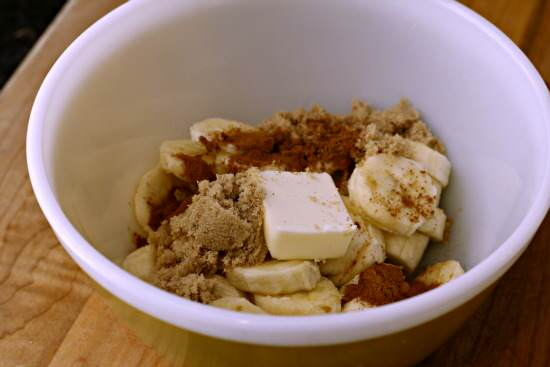 Bananas Foster Popsicles Recipe   SnappyGourmet.com